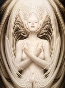 'Unio Mystica' by A. Andrew Gonzalas